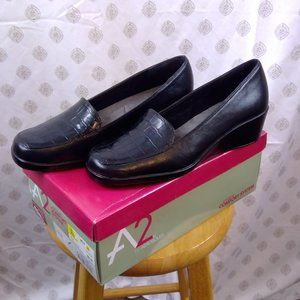 A2 by Aerosoles Loafers NIB size 9 COMFORT